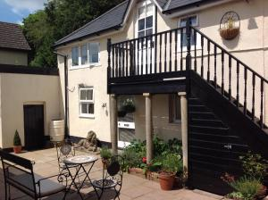Muddifords Court Country House, Bed & Breakfasts  Cullompton - big - 21