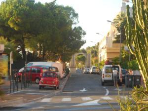 Appartement au jardin du cap martin, Apartmány  Roquebrune-Cap-Martin - big - 6
