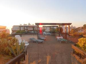 Appartement au jardin du cap martin, Apartmány  Roquebrune-Cap-Martin - big - 10