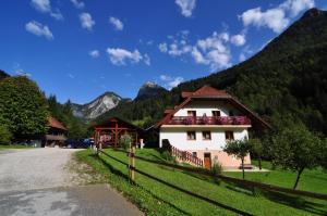 Country house - Turisticna kmetija Ambrož Gregorc