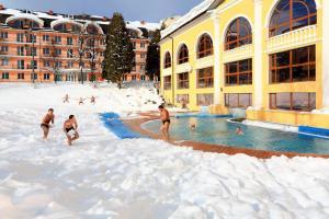 Курортный отель Spa Hotel Promenade - фото 6
