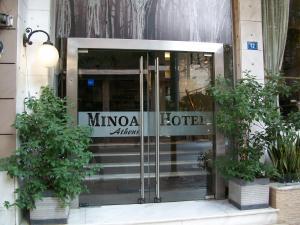 3 gwiazdkowy hotel Minoa Athens Hotel Ateny Grecja