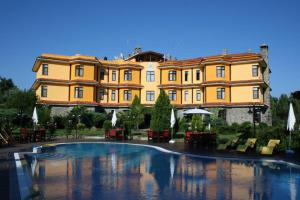 Iliada Hotel Kaz Daglari