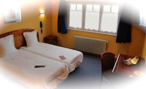 Hôtel Restaurant La Cigogne, Hotel  Munster - big - 14