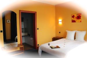 Hôtel Restaurant La Cigogne, Hotel  Munster - big - 18