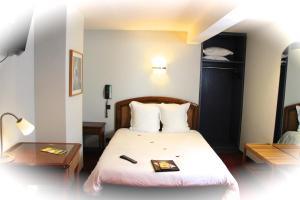 Hôtel Restaurant La Cigogne, Hotel  Munster - big - 13
