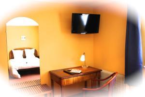 Hôtel Restaurant La Cigogne, Hotel  Munster - big - 12