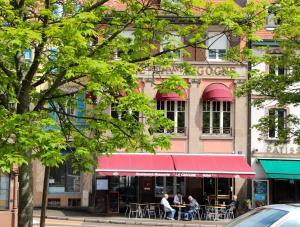 Hôtel Restaurant La Cigogne, Hotel  Munster - big - 44