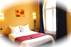 Hôtel Restaurant La Cigogne, Hotel  Munster - big - 43