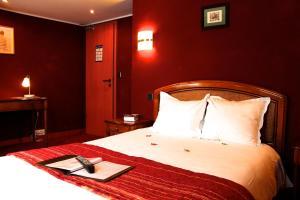 Hôtel Restaurant La Cigogne, Hotel  Munster - big - 10