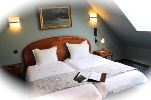 Hôtel Restaurant La Cigogne, Hotel  Munster - big - 9