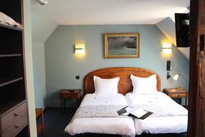 Hôtel Restaurant La Cigogne, Hotel  Munster - big - 8