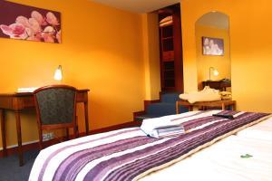 Hôtel Restaurant La Cigogne, Hotel  Munster - big - 15