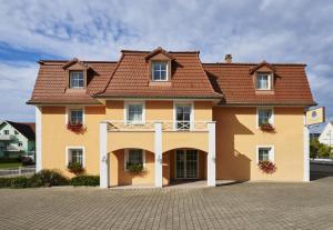 Hôtel Résidence au Vieux Marronnier Mulhouse Baldersheim
