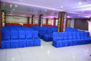 Hotel Nakshatra Inn, Szállodák  Haidarábád - big - 17