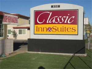 Nearby hotel : Classic Inn and Suites