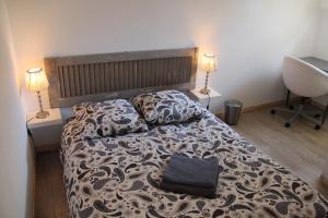 Maison d'Hôtes Bérengère et Olivier, Bed & Breakfasts  Lyon - big - 33