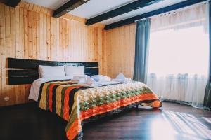 Гостиницы деревни Беломестное