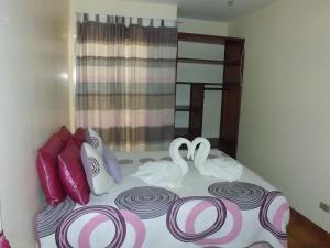 Apartamento Condomínio Paola, Ferienwohnungen  Ubatuba - big - 5