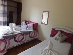 Apartamento Condomínio Paola, Ferienwohnungen  Ubatuba - big - 6