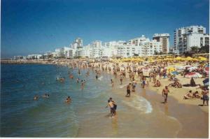 Quarteira Beach Apartment