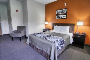 Sleep Inn & Suites Danville, Hotely  Danville - big - 21