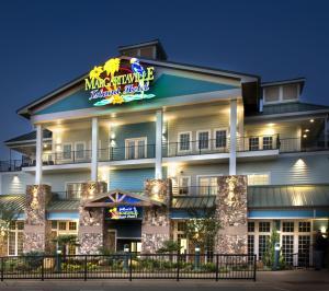 Margaritaville Island Hotel, Szállodák  Pigeon Forge - big - 1