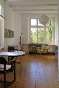 Gästeappartement im Atelierhaus