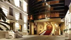 Nobil Luxury Boutique Hotel, Кишинев