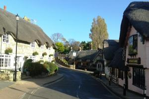 Keats Cottage, Bed & Breakfast  Shanklin - big - 46
