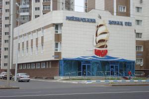 Гостиница Корсар, Астана
