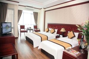 Huyen Chau Hotel, Hotely  Hanoj - big - 22