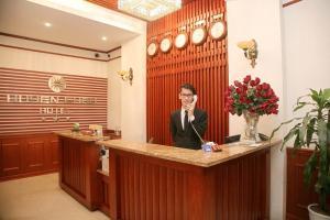 Huyen Chau Hotel, Hotely  Hanoj - big - 26