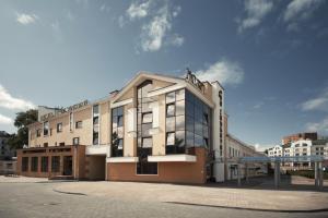 Гостиница Виктория На Замковой - фото 26