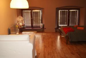 Folk Apartment, Appartamenti  Cracovia - big - 7