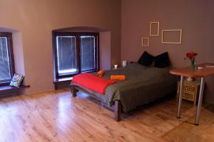 Folk Apartment, Appartamenti  Cracovia - big - 6