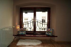 Folk Apartment, Appartamenti  Cracovia - big - 5