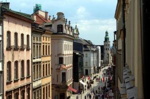 Folk Apartment, Appartamenti  Cracovia - big - 11
