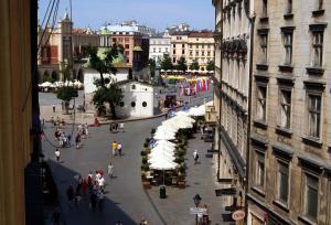 Folk Apartment, Appartamenti  Cracovia - big - 4