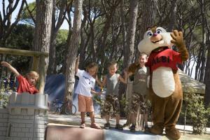 Park Albatros, Комплексы для отдыха с коттеджами/бунгало  Сан-Винченцо - big - 85