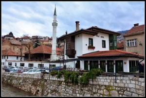 Apartment Alifakovac - фото 20