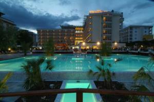 Hotel Bibione Palace, Отели  Бибионе - big - 34