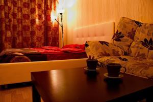 Apartment on Promyshlennaya 19