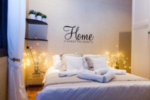 When in R-Home 2, Ferienhäuser  Rom - big - 11