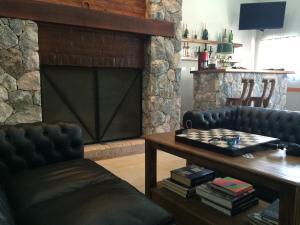 Apart Hotel Savona, Aparthotels  Capilla del Monte - big - 54
