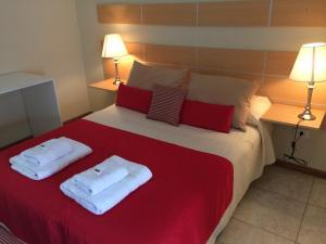 Apart Hotel Savona, Aparthotels  Capilla del Monte - big - 7