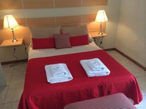 Apart Hotel Savona, Aparthotels  Capilla del Monte - big - 8