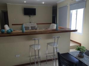 Apart Hotel Savona, Aparthotels  Capilla del Monte - big - 49