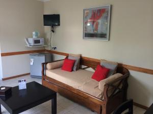 Apart Hotel Savona, Aparthotels  Capilla del Monte - big - 46