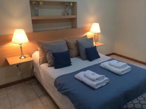 Apart Hotel Savona, Aparthotels  Capilla del Monte - big - 4